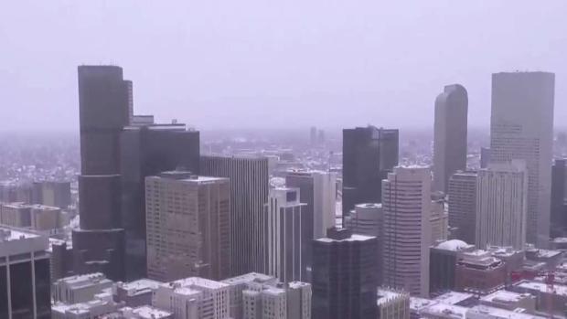 [TLMD - Denver] Denver empieza a despejarse tras la tormenta invernal