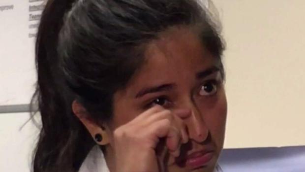 [TLMD - SA] Entre lágrimas, doctora describe el mal estado de inmigrantes hallados en tráiler