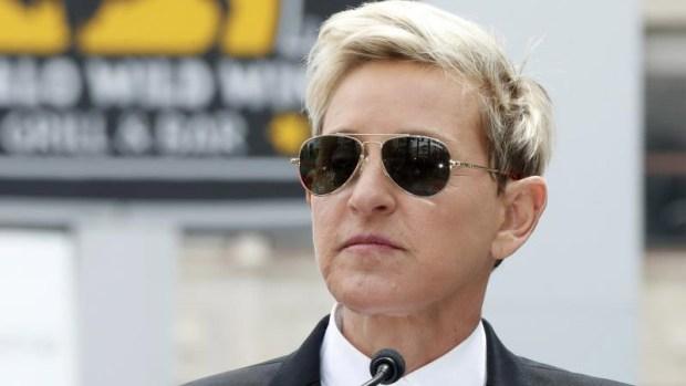 Ellen DeGeneres revela que su padrastro la abusó sexualmente