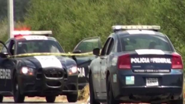 [TLMD - McAllen] Hallan cadáver envuelto en plástico en Reynosa