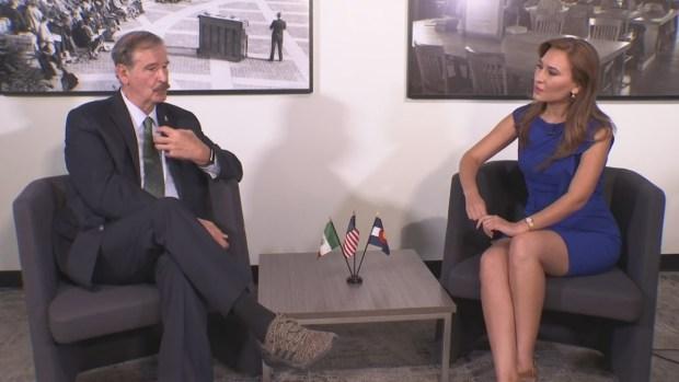 Entrevista Vicente Fox P 2