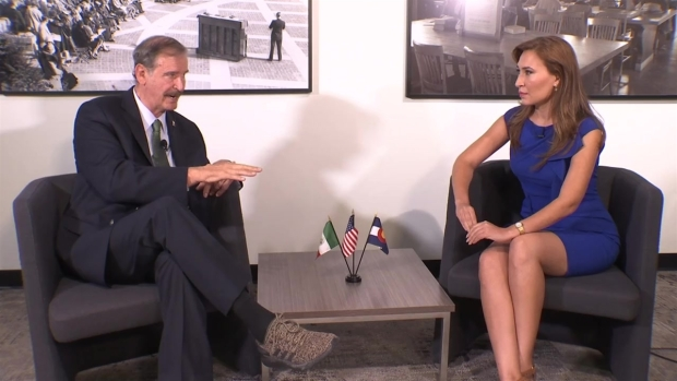 Entrevista Vicente Fox P 3