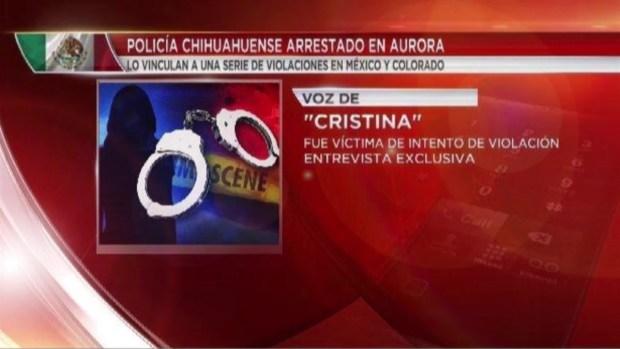 Entrevista con Cristina