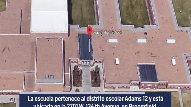 [TLMD - Denver] Escuela de Broomfield recibe llamadas anónimas con amenazas