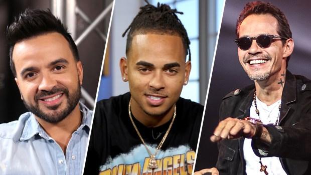 Todas las estrellas que cantarán en los Premios Billboard de la Música Latina