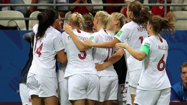 [WWC 2019- PUBLICADO] Noruega se aseguró un lugar en octavos de final tras vencer a Corea del Sur