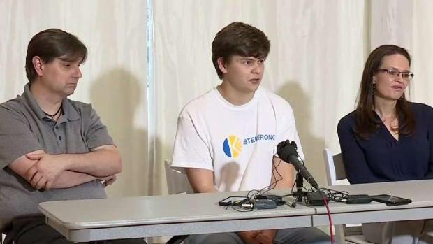 [TLMD - Denver] Habla Joshua Jones y su familia tras sobrevivir a tiroteo en escuela STEM