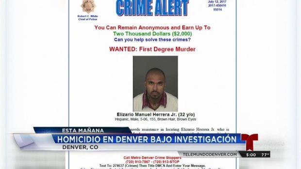 [TLMD - Denver] Homicidio en Denver bajo investigación