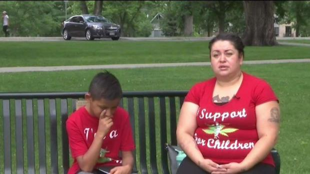 [TLMD - Denver] Madre es juzgada por uso de cannabis medicinal en su hijo