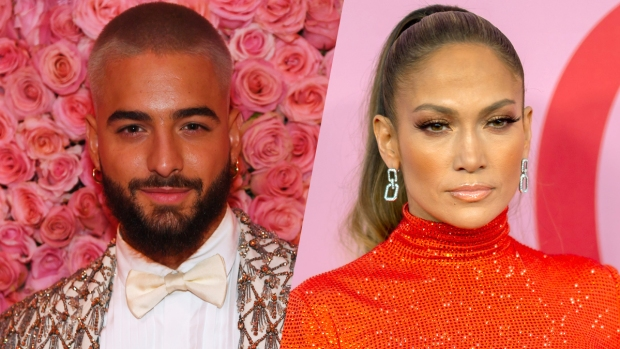Maluma debutará en Hollywood con Jennifer López