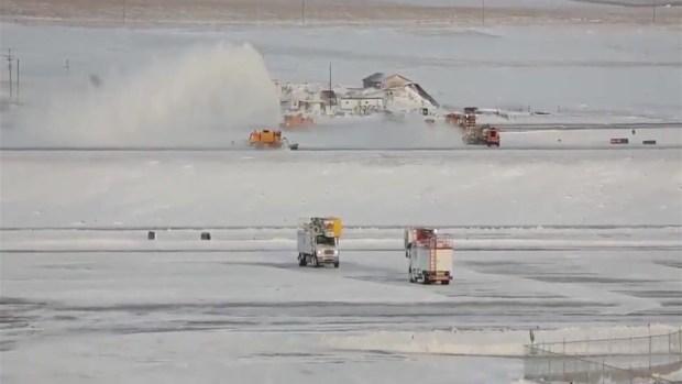 [TLMD - Denver] Así despegó el primer vuelo de DIA tras la tormenta