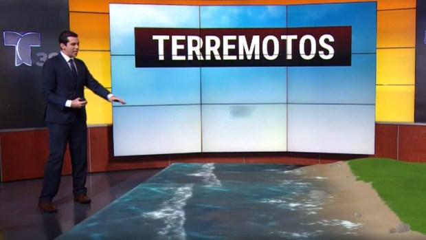 [TLMD - Dallas] ¿Por qué ocurren los terremotos?
