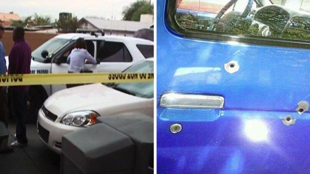 Fotos: Tiroteos contra conductores en I-10 se salen de control
