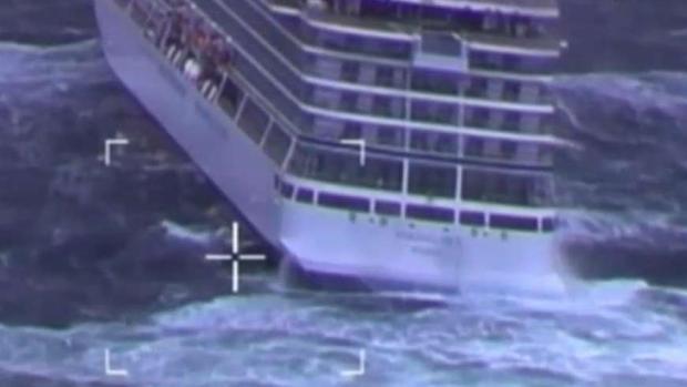 [TLMD - Denver] Pareja de Colorado iba en crucero accidentado en Noruega