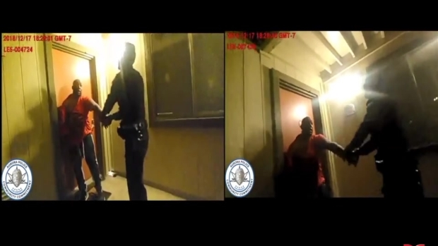 [TLMD - Denver] Policía de Aurora revela video de brutal pelea con un veterano que murió asfixiado tras el altercado