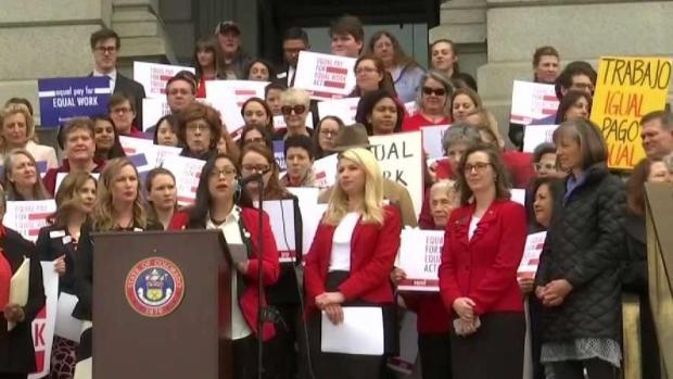 [TLMD - Denver] Proyecto de ley busca igualdad de salarios entre hombres y mujeres