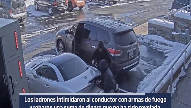 Robo a camión de valores de Colorado queda captado en video