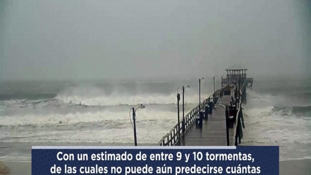 Así será la temporada huracanes 2019