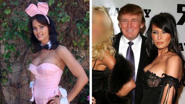"""Amaba a Trump"", exmodelo Playboy lanza mensaje a Melania por presunta aventura"