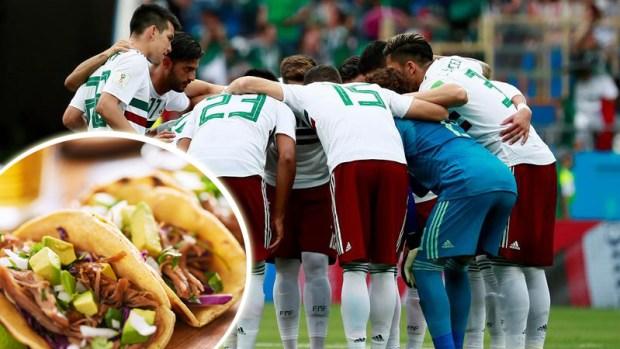 "La dieta picante del ""Tri"", mira el secreto tras su menú mundialista"