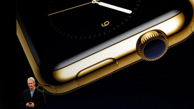 Conoce el reloj inteligente de Apple