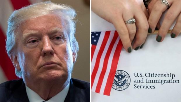 El plan de Trump: así cambiaría todo el sistema migratorio