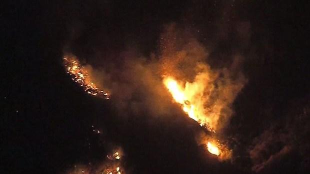 California: algunos evacuados regresan a sus casas