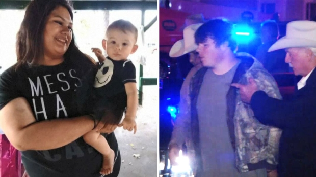 """""""Doble vida"""": lo acusan de matar a su amante y a su hijita"""