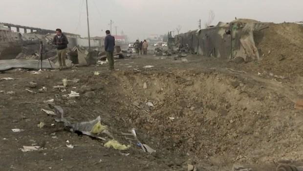 Sangriento ataque del Talibán deja muertos en Kabul
