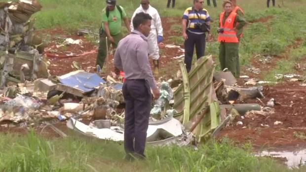 Catástrofe en Cuba: se estrella avión con más de 100 a bordo