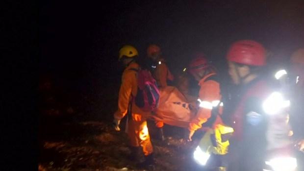 Atrapados tras derrumbe de mina ilegal de oro