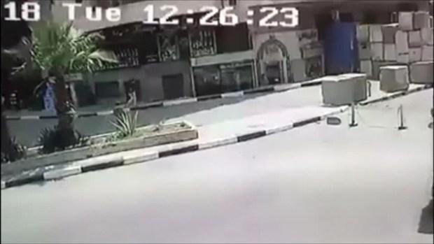 [TLMD - LV] Atentado fallido termina con atacante herido