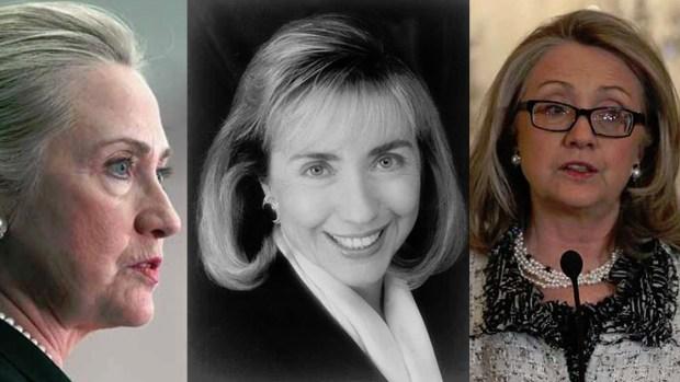 Foto a foto: Los looks de Hillary Clinton