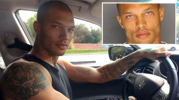 """El """"preso más guapo"""" con mansión y Maserati de $150,000"""
