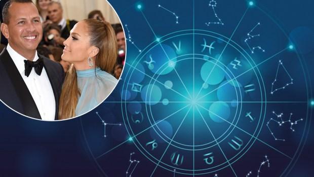 El futuro del amor de JLo y A-Rod, según los astros