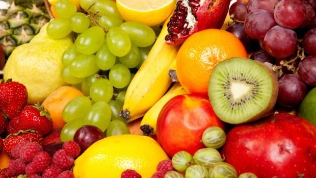 Las frutas con más azúcar