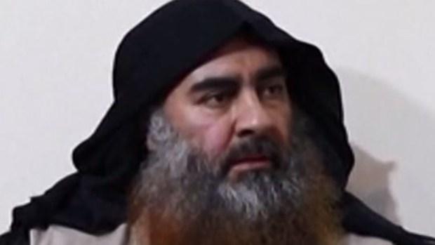 Increíble: los calzoncillos usados que delataron a al-Baghdadi