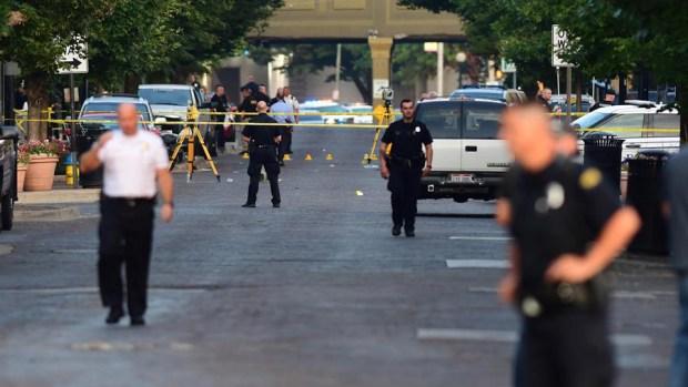 [TLMD - NATL] Impactantes videos: los 30 segundos de la matanza en Ohio