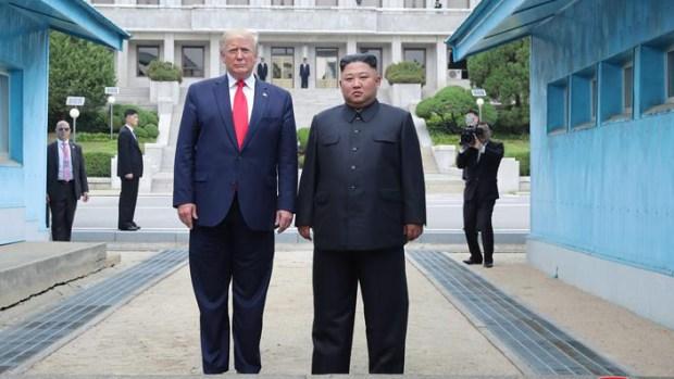 [TLMD - NATL] Histórico y sin precedentes: Trump visita Corea del Norte