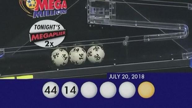 El sorteo de Mega Millions del viernes