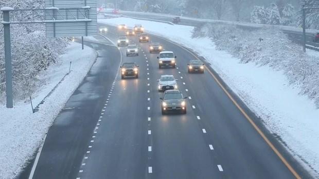 [TLMD - LV] Tormenta de nieve golpea Massachusetts