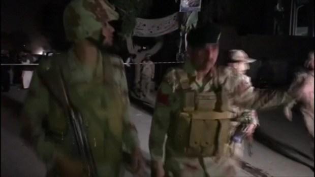 [TLMD - LV] Coche bomba deja baño de sangre en Pakistán