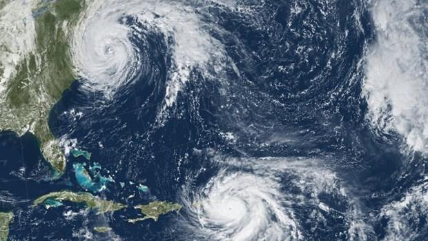 Ciclón tropical Lee se convierte en huracán de categoría 1