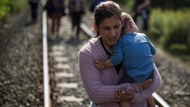 En fotos: El drama de ser migrante