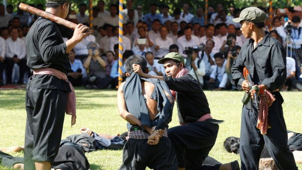 Camboya: no se olvidan de los campos de sangre