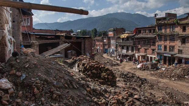 Por qué ocurren los terremotos