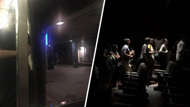 [TLMD - LV] En imágenes: apagón en Nueva York deja a miles sin luz