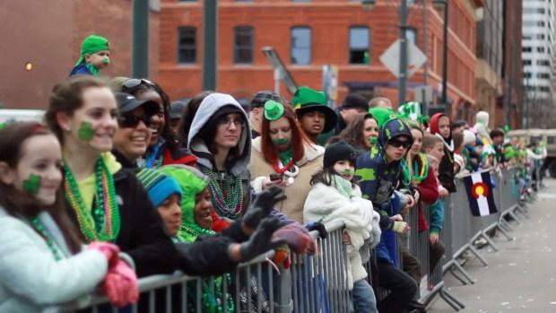 Denver se prepara para el Día de San Patricio