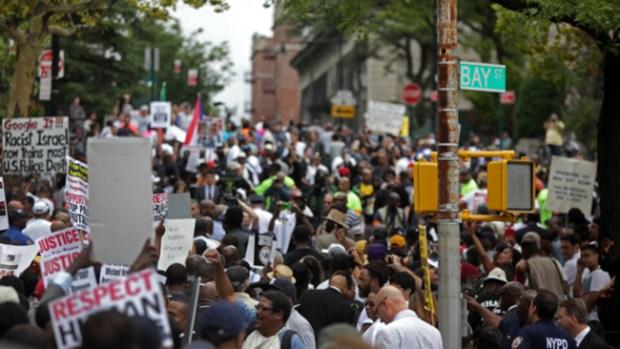 Video: NY: Marcha contra brutalidad policial