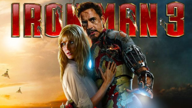 Video: Iron Man 3, ¡la más taquillera!